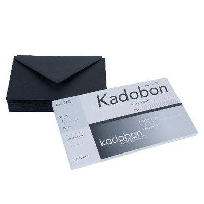 Kadobon ter waarde van €15,-