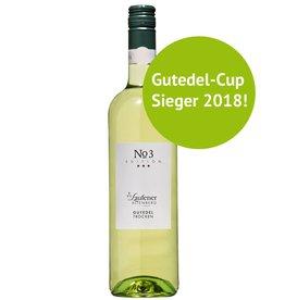 Winzerkeller Laufener Altenberg Gutedel Kabinett trocken 2017 EDITION   »No. 3« - Laufener Altenberg
