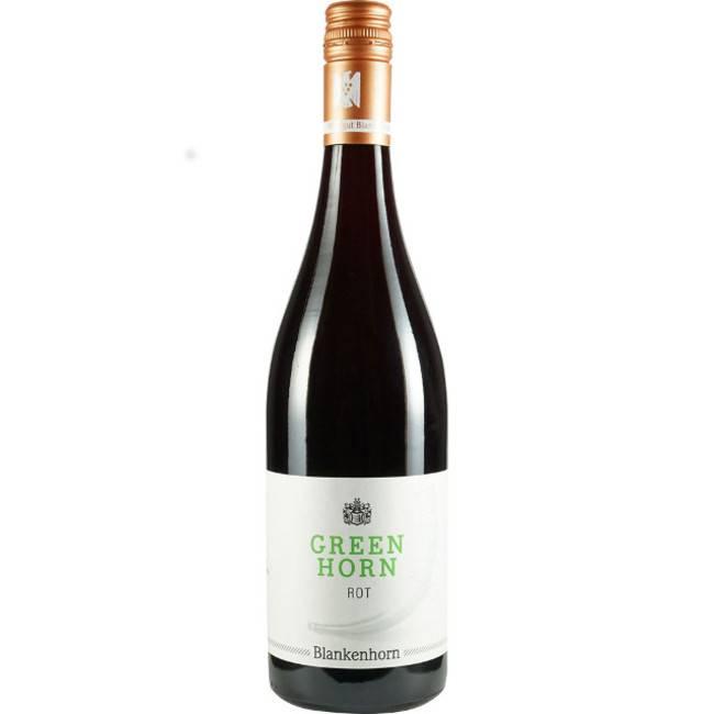 Weingut Blankenhorn VDP Greenhorn Rot 2016 Cuvée, trocken – Weingut Blankenhorn