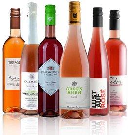 Rosé Weinpaket 2018