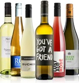 Sommerwein Sixpack – Spritzig, fruchtig, frische Sommerweine zum Grillen & Chillen
