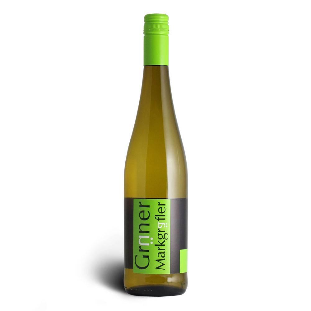 Weingut Rieger Grüner Markgräfler 2017 trocken - Weingut Rieger