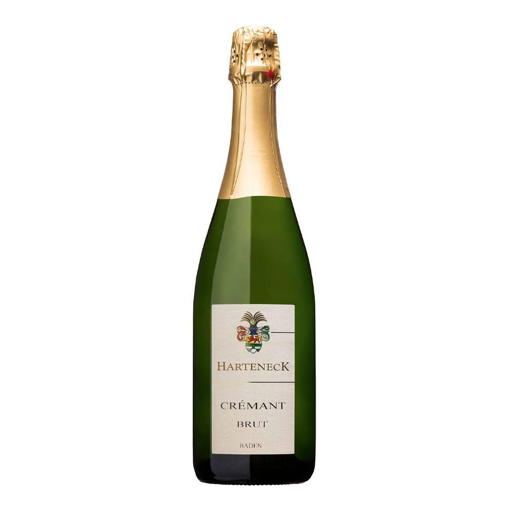 Wein- und Sektgut Harteneck Crémant brut  (Winzersekt) - Weingut Harteneck