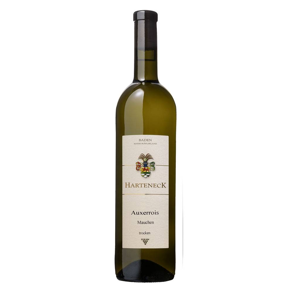 Weingut Harteneck (Wein- und Sektgut) Auxerrois Mauchen trocken 2017  - Weingut Harteneck