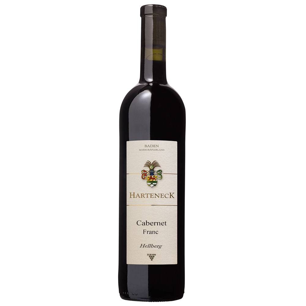 Wein- und Sektgut Harteneck Cabernet Franc Hellberg trocken 2015 - Weingut Harteneck