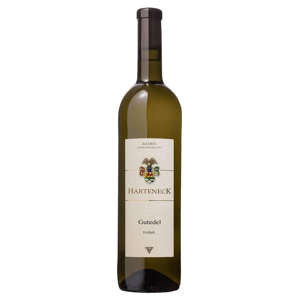 Weingut Harteneck (Wein- und Sektgut) Gutedel trocken 2017 - Weingut Harteneck