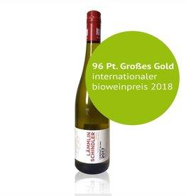 Weingut Lämmlin-Schindler 96 Pt. Großes Gold int. bioweinpreis: Cabernet Blanc  trocken 2017 VDP.ORTSWEIN