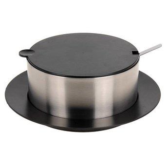 Roestvrijstalen serveerset (1 liter)