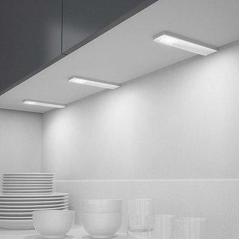 Keukenverlichting onderbouwKey-dot Set van 3 x 5,0 Watt - 3000K