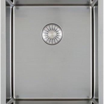 Caressi Wasbak keuken RVS CAPP34R10