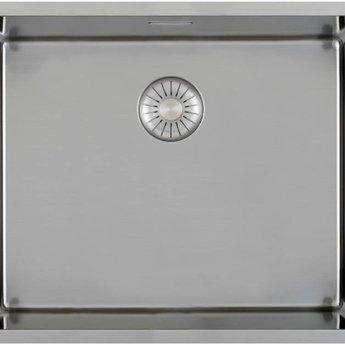 Caressi Wasbak keuken RVS CAPP45R10