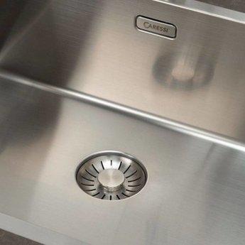 Caressi Wasbak keuken RVS CAPP50R10