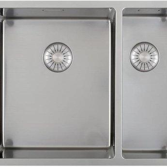 Caressi Wasbak keuken RVS CAPP3415R10