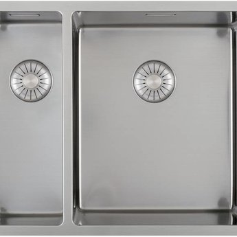 Caressi Wasbak keuken RVS CAPP1534R10