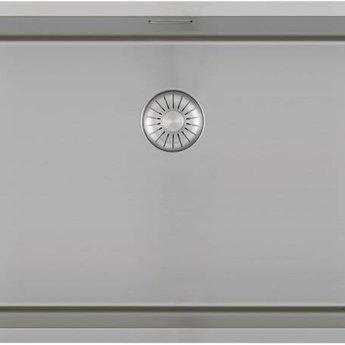 Caressi Wasbak keuken RVS CAPP74R10