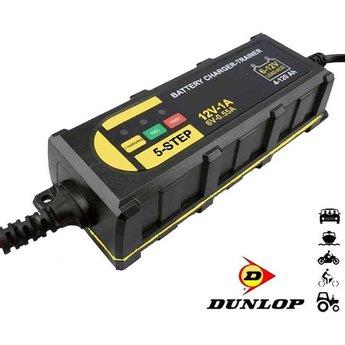 Druppellader Dunlop Smart charger accu 6/12V