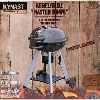 "Kynast verrijdbare kogel-barbecue ""Master Bowl"""
