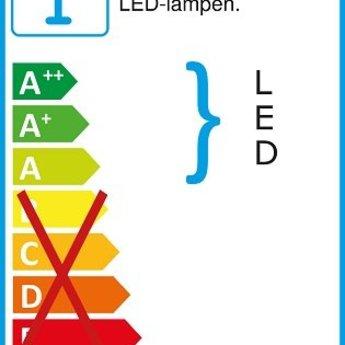 Wandschap Lista 30 met LED