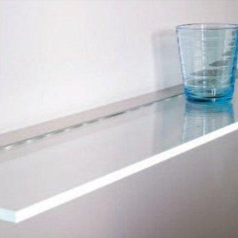 Wandschap Terrenomet LED