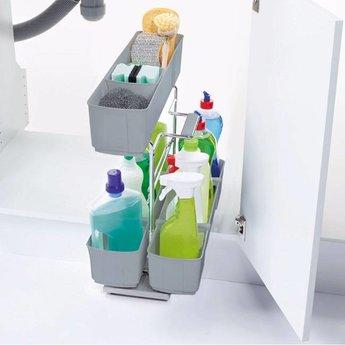 Naber Cleaning Agent, Poetsmiddel uittreksysteem