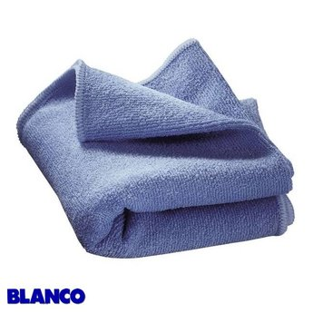 Blanco MICROFIBRE doek - 126999, voor dagelijks onderhoud spoelbakken.