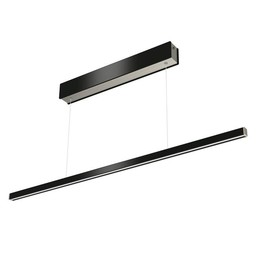 Pendellamp Slim Led Zwart