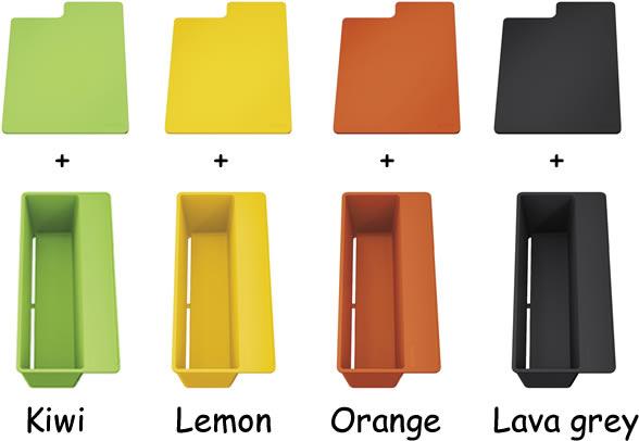 Accessoires Blanco Sity XL 6S