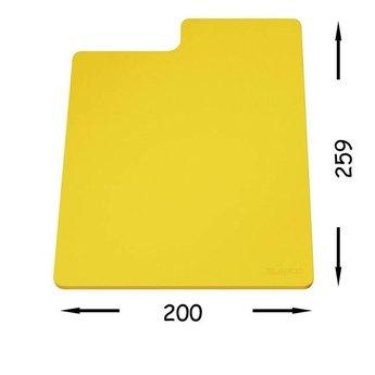 Blanco Spoelbak Blanco SITY XL 6 S - Alumetallic- Lemon