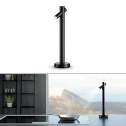 Werkbladverlichting HOB LED Mat zwart