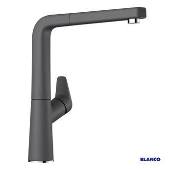 Blanco Keukenkraan BLANCO AVONA-S Silgranit metuittrekbare sproeikop