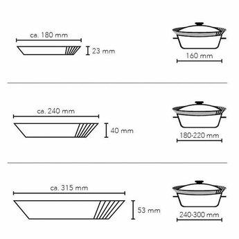Steamnavigator set VapeOne, Hulp voor kookplaatafzuiging
