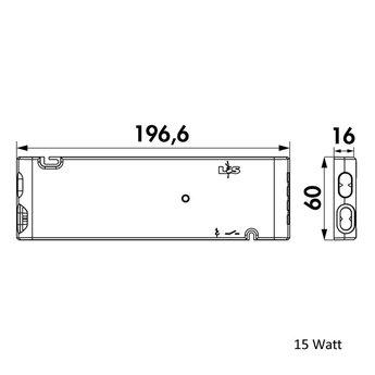 FW-Converter 15W/30W/60W