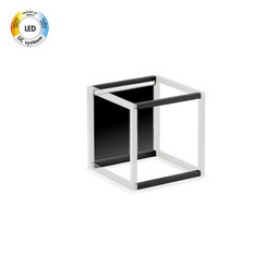"Wandsysteem One | Cubo ""Achterwandset LED"" 300 mm"
