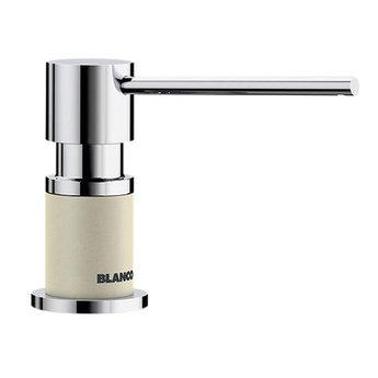 Zeepdispenser Blanco Lato 525812 chroom/jasmijn