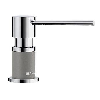Zeepdispenser Blanco Lato 525811 chroom/alumetallic