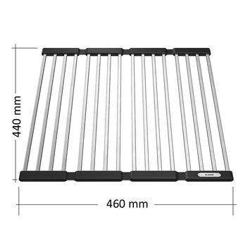 Opvouwbaar Afdruiprooster Blanco 238483 | 460 mm x 440 mm