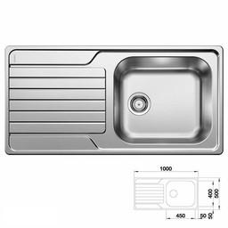 Spoelbak keuken BLANCO DINAS 6S  XL