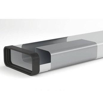 Afvoer dampkap SF VRO Brug Compair Steel Flow