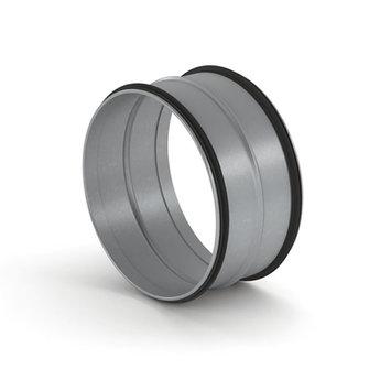 Afzuigkap Buisverbinding Compair Steel flow