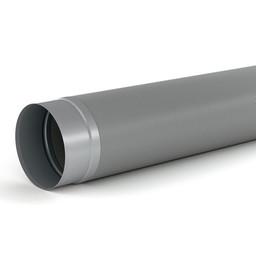 Flexibele Ronde buis afzuigkap Compair Steel 350