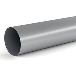 Afvoer dampkap ronde buis 150mm Compair Steel 500