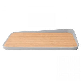BergHOFF Bamboe snijplank met opstaande rand 41 x 30,5 cm - Leo