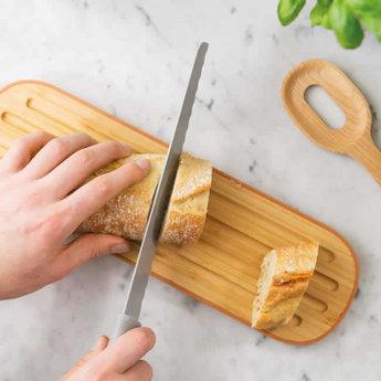 BergHOFF Lange bamboe snijplank - Leo