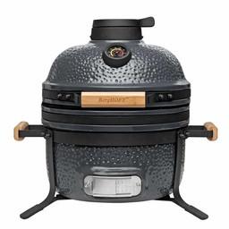 BergHOFF Keramische BBQ Medium Steengrijs 40 cm - Ron