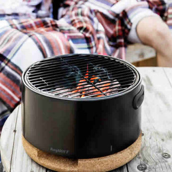 BergHOFF Tafel barbecue zwart - Leo