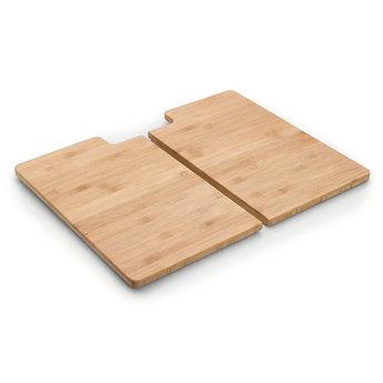 Snijplank van bamboe geschikt voor Corno Turno 50 & 60