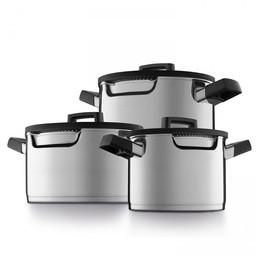 BergHOFF 6-delige kookpottenset downdraft - Gem