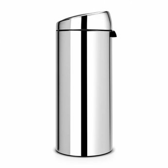 Brabantia Prullenbak 30 Liter.Touch Bin 30 Liter Afvalemmer