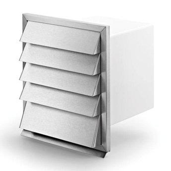 Naber V-Klima A/Z 125 luchtafvoer muurdoorvoerunit 1