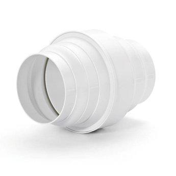Naber KDA flow 125/150 Afscheider voor condenswater, wit
